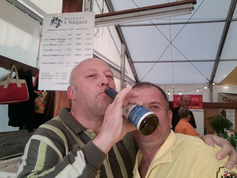 Uwe & Bumbes