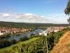 Ausblick auf Erlenbach a. Main