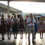 Eröffnung mit Bürgermeister Berninger, dem Erlenbacher Wengertsschütz, der Erlenbacher Weinprinzessin und den Weinprinzessinnen aus nah und fern