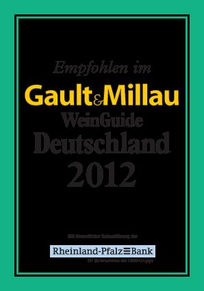 Weingut A. Waigand´s Erwähnung im Gault Millau