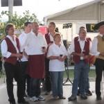 Eröffnung mit den Weinfestwinzern