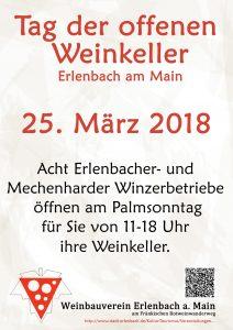 Tag d offenen Weinkeller 2018