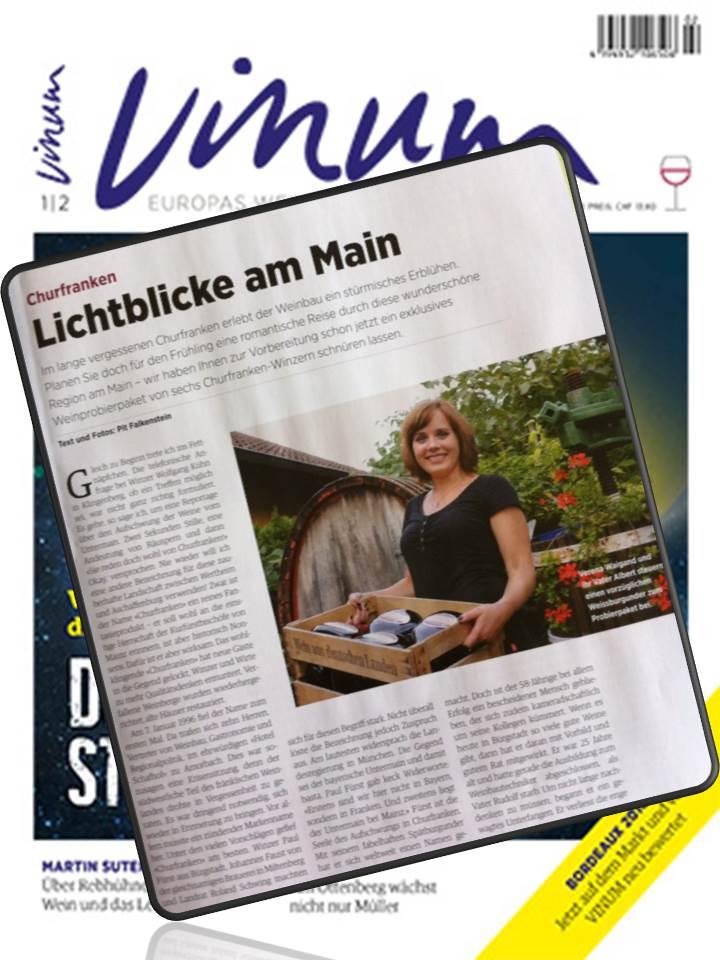 Vinum - Europas Weinmagazin